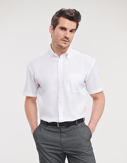 Men`s Short Sleeve Classic Ultimate Non-Iron Shirt